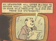 Newsreader (Brain Vs. Brawn)