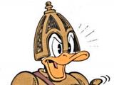 Sir Eider McDuck