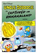 Captured in Bananaland