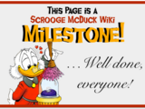 History of the Scrooge McDuck Wiki