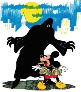 Mickey & Blot