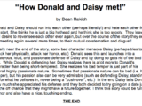 How Donald and Daisy met!