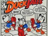 DuckTales Backpacks