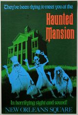 The Haunted Mansion (Disneyland attraction)