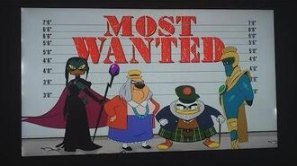 DuckTales Most Wanted (Promo)