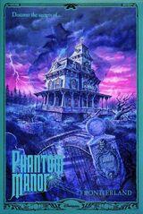Phantom Manor (attraction)