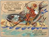 Spirou and the Poisson Express