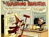 The Vanishing Banister