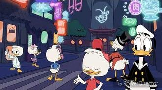 Ducktales - Healthy Living - Guitar Fish