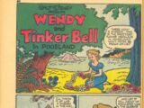 Wendy and Tinker Bell in Pixieland