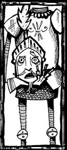 Beheaded Knight in Talking Heads (1)