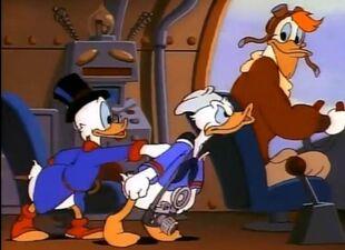 DonaldScroogeLaunchpad