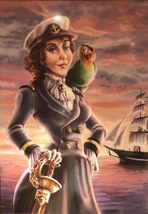 Capt Mary Oceaneer