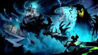 Disney Epic Mickey Gamerip Soundtrack- Pete Pan Vs. Captain Hook