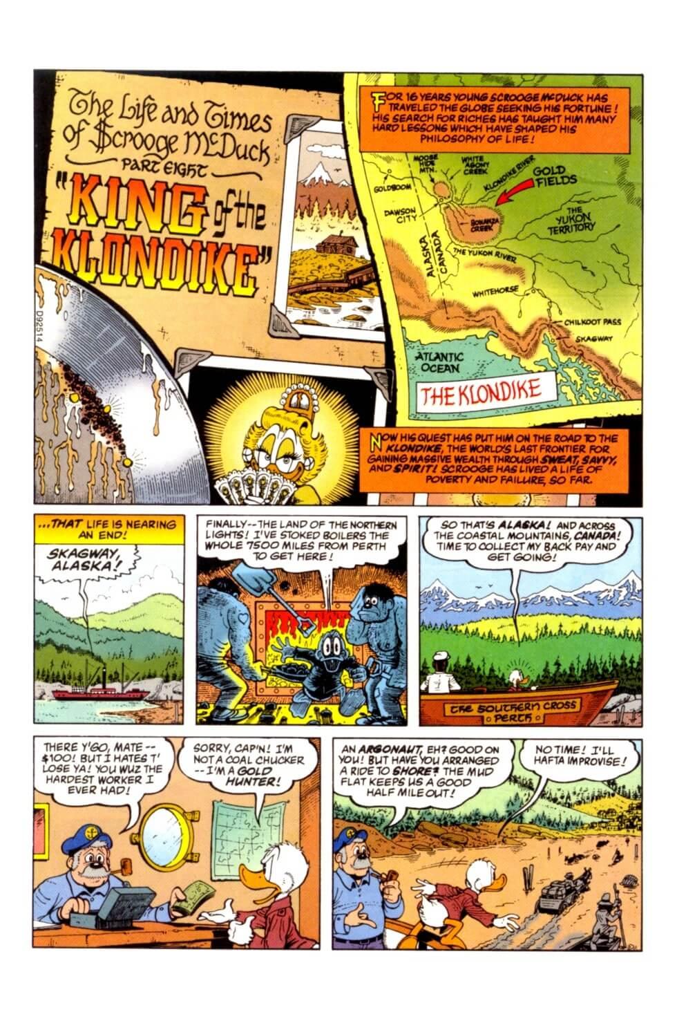 Klondike King