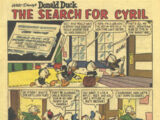 The Search for Cyril