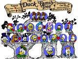Mark Worden's Duck Family Tree