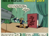 This Is Your Life, Donald Duck (comic)