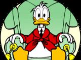 Sir Donald Duck