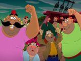 Hook's Crew