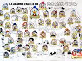 Donald Duck's Big Family