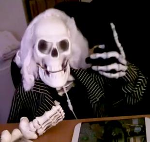 Return of the Skeletal Ghost Host