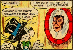 Magic Mirror by Jack Bradbury 1