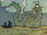 Trashivore the Dragon