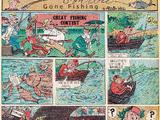Spirou Gone Fishing