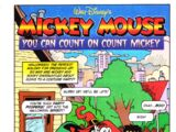 You Can Count on Count Mickey