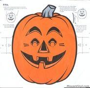 HalloweenPumpkinMask
