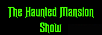 The Haunted Mansion Show Logo