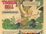 Tinker Bell and the Grounded Witch