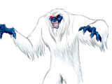 Harold the Abominable Snowman