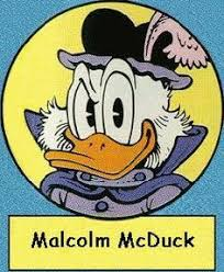 Malcolm McDuck by Don Rosa