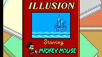 Master System Longplay 011 Land of Illusion starring Mickey Mouse