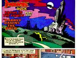 Darkly Dawns The Duck (comic)