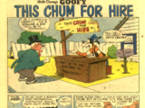 This Chum For Hire