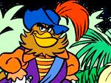 Captain Pedro Alvarado