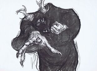 Black cauldron artwork andreas deja 13