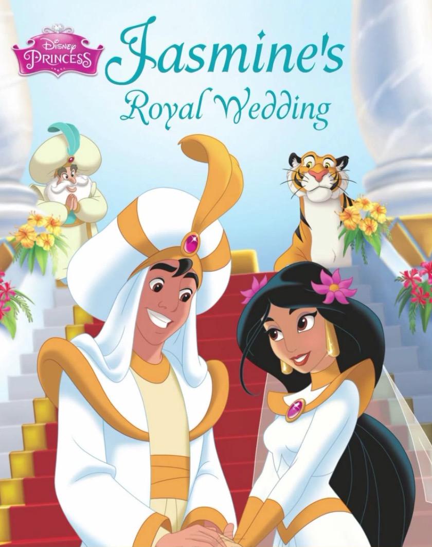 Jasmine\'s Royal Wedding | Scrooge McDuck Wikia | FANDOM powered by Wikia
