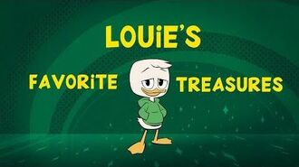 Louie's Top Treasures 🏆 DuckTales Disney Channel