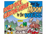Donald Duck, Gladstone Gander and the Moon in the Well