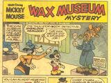 Wax Museum Mystery