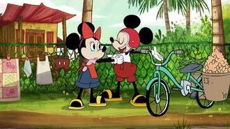 Mickey Go Local Animated Shorts Episode 5 How Do You Make Kaya?