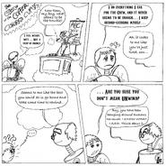 New Cupid Comic