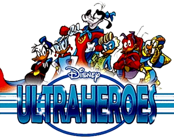 Ultraheroes Logo