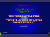 Who's Afraid of Little Sweet Sheep?