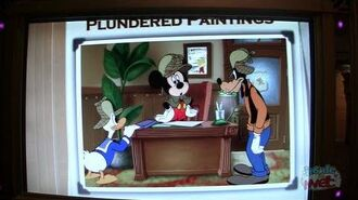 Full Midship Detective Agency Case of the Plundered Paintings on the Disney Fantasy