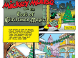 Mickey Mouse and the Coat of Christmas Magic!